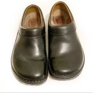 Birkenstock Leather Mules made in Germany